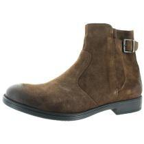 80% off Geox Jaylon Buckle Men's Casual Moto Inspired Boots + Free Shipping