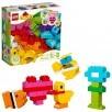 80-Piece LEGO Duplo My First Bricks Building Kit (10848)