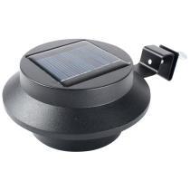 81% off 4-Pack: Solar Powered LED Gutter Lights