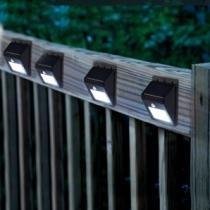 82% off Motion Sensor Outdoor Solar Powered Light