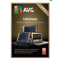 83% off AVG Ultimate 2019 Software