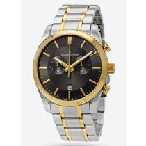 83% off Claude Bernard Classic Black Dial Men's Two Tone Watch