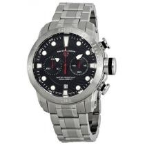 85% off Swiss Legend Seagate Chronograph Black Dial Watch