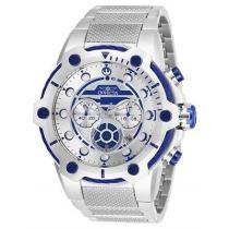 86% off Invicta Men's Star Wars Quartz Multifunction White Dial Watch