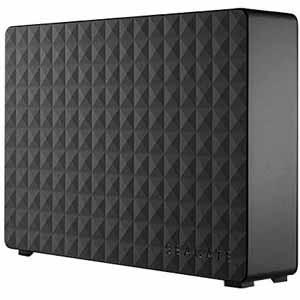 8TB Seagate Expansion USB 3.0 Desktop External Hard Drive $139 AC