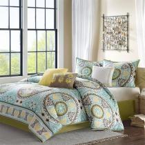 90% off Samara 7-Piece Comforter Set