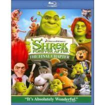 90% off Shrek Forever After Blu-Ray 3D