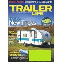 92% off + Extra 16% off Trailer Life Magazine for 1 Year
