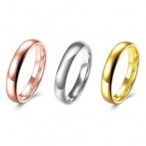 92% off Stainless Steel Comfort Fit Wedding Band Ring