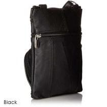 92% off Super Soft Leather-Crossbody Bag