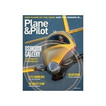 93% off Plane & Pilot Magazine Subscription for 1 Year