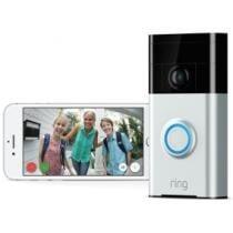 $95 Ring Wi-Fi Video Doorbell + Free Shipping