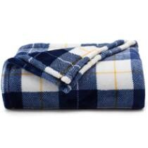 $9.99 The Big One Supersoft Plush Throw