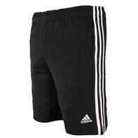 Adidas Men's Essentials 3 Stripes French Terry Shorts