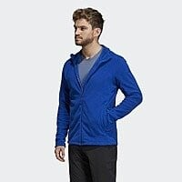 Adidas Men's Tivid Jacket - Royal Blue $21