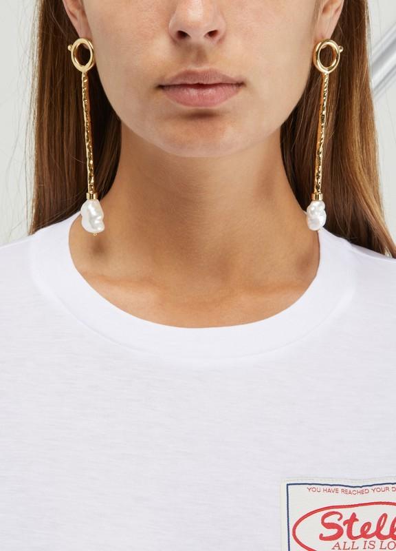 Alican Icoz:Longo earrings