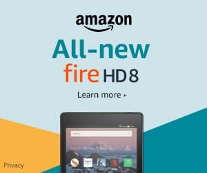 All new Fire HD 8 | Valentine's Day Deals