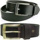 Alpine Swiss Men's Leather Belt