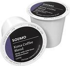 Amazon Brand Solimo Medium Roast K-Cup 100-Ct.
