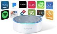 Amazon Echo Dot 2nd Gen. Bluetooth Speaker w/ Alexa (Used)