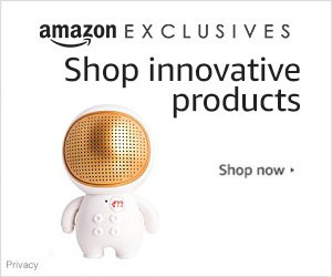 Amazon Exclusives-Unique Products | New Year's Resolutions Deals