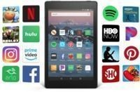 "Amazon Fire HD 8 16GB 8"" Tablet w/ Special"