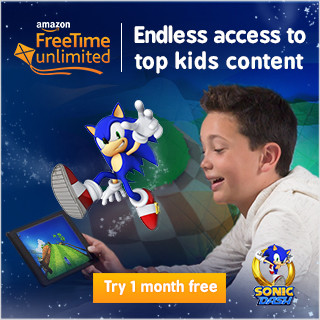 Amazon FreeTime Unlimited Free Trial | Christmas Gifts Idea