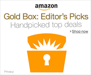 Amazon Gold Box | New Year's Resolutions Deals
