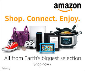 Amazon - Shop. Connect. Enjoy. All from Earth's Biggest Selection. | Christmas Gifts Idea
