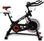 Ancheer Indoor Belt Drive Exercise Bike w/ Heart Rate