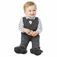 Andy & Evan Infant 4-Piece Vest Set (Free S&H), Costco $9.97