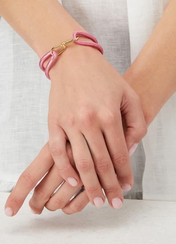 Annelise Michelson:Wire cord bracelet