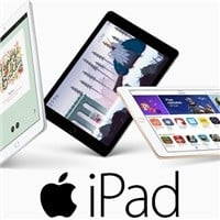 "2018 Apple iPad 9.7"" Retina 32GB WiFi Tablet $249"