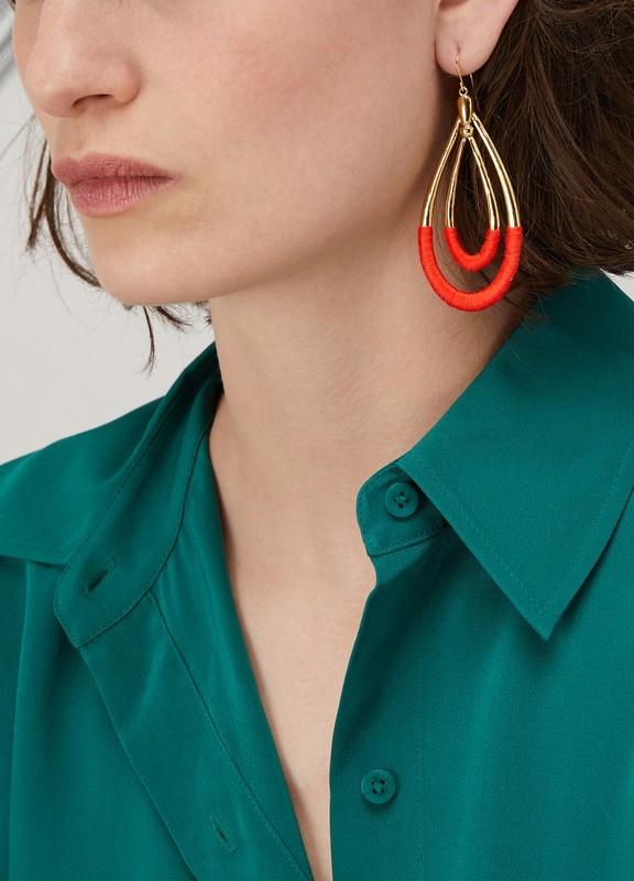 Aurélie Bidermann:Alcazar earrings