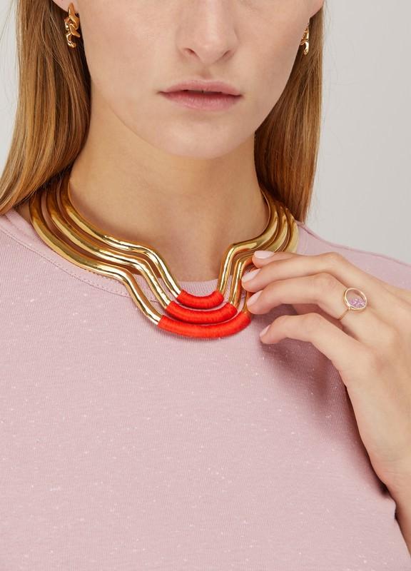 Aurélie Bidermann:Alcazar necklace