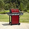 BBQ Pro 3 Burner Gas Grill w/ Side Burner