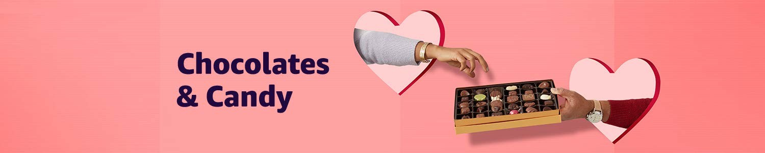 Best Valentine's Day Gift Shopping Deals - Chocolates & Candy