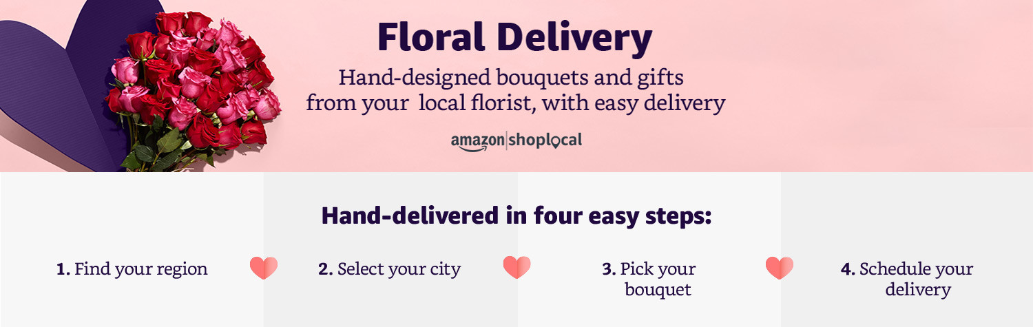 Best Valentine's Day Gift Shopping Deals -Floral Delivery