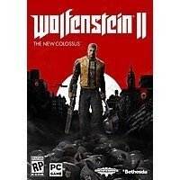 Bethesda Softworks Wolfenstein II: The New Colossus (PC) - Free Pickup to Store $17