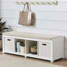 Better Homes and Gardens 4-Cube Organizer Bench