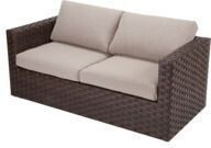 Better Homes and Gardens Harbor City Patio Loveseat