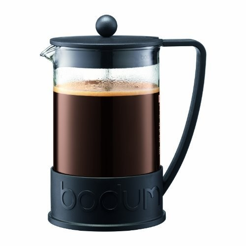 Bodum 12 Cup Brazil French Press Coffee Maker 51 Ounce for $15 + Free Shipping