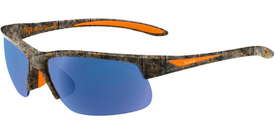 BOLLE Breaker Polarized RealTree Sport Wrap Sunglasses $32 + Free Shipping