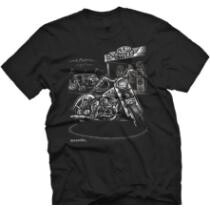 BoMonster Gas Black T-Shirt Now $12.99