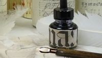 """""""Calligraphy: The Basics"""" Online Class"""