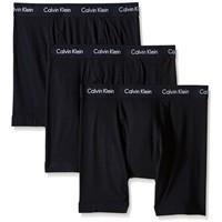 Calvin Klein Men's Cotton Stretch Boxer Brief (3-Pack) $14.49