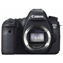 Canon EOS 6D 20.2MP CMOS Refurbished Digital SLR Camera Now $1,099.99