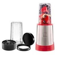 Chefman Ultimate Personal Smoothie Blender (Red or Black) $9
