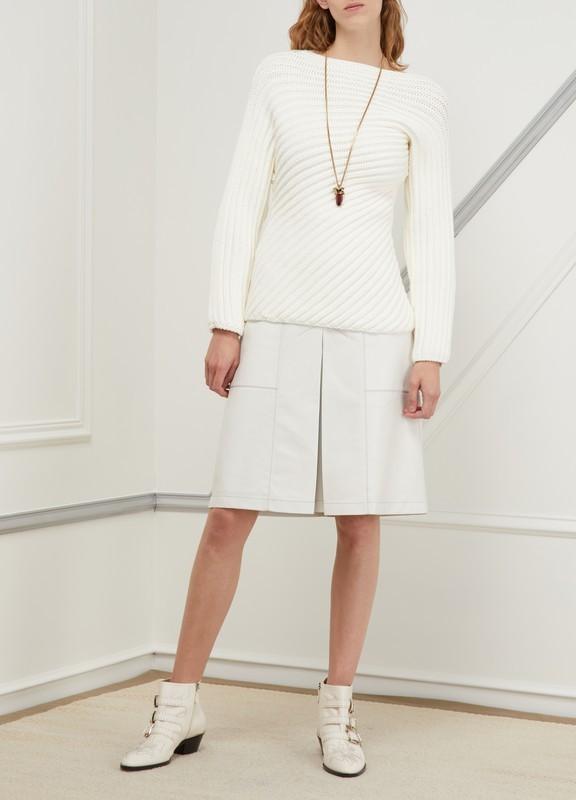 Chloé Sale: Heavy knit sweater 70% off