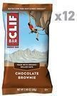 Clif Bar Chocolate Brownie 12-Pack